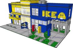 Custom Lego City Kits Sets Town Plans and Instructions