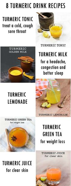 How Natural Weight Loss Drinks Work Turmeric Lemonade, Turmeric Drink, Pineapple Health Benefits, Turmeric Health Benefits, Ayurvedic Recipes, Turmeric Recipes, Benefits Of Eating Avocado, Turmeric Golden Milk, Green Tea For Weight Loss