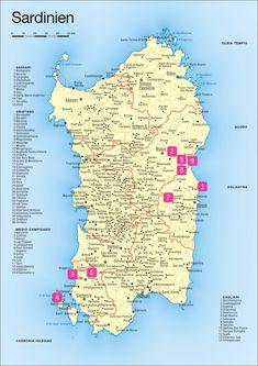 Sardinien - Wanderparadies mit Traumbuchten - Puls der Freiheit
