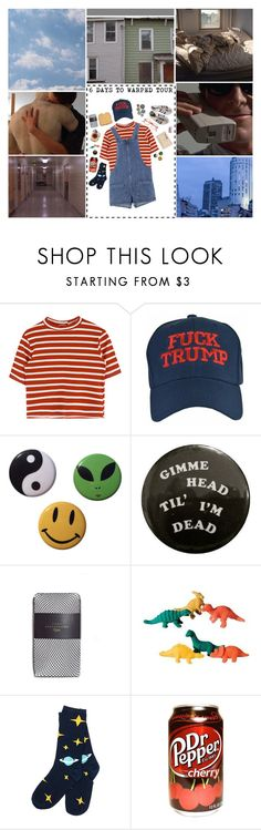 """WT: 6 DAYS ""CHEERS TO THE FACT THAT WE'RE NOT DEAD"""" by pop-punk-pizza-party ❤ liked on Polyvore featuring adidas, Zara, warpedtour, Punk, poppunk and countdown"