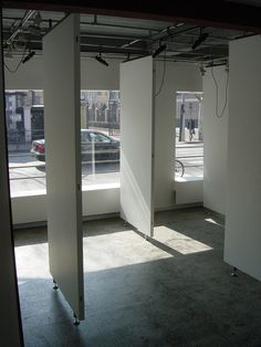 The movable walls
