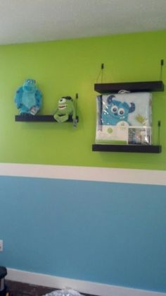 Kruz S Monster Room Nursery Designs Decorating Ideas Hgtv Rate My E