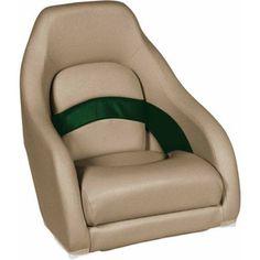 Wise Premier Series Pontoon Captain Bucket Seat, Multicolor