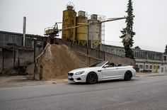 noelle motors #BMW M6 #Convertible  #cars #sportscars #luxury #cartuning #supercars  More Car Tuning >> http://www.motoringexposure.com/aftermarket-tuned/