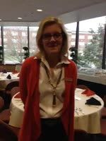Anne Seibold Drapeau '88 with a great #networking tip for #Bucknell sophomores at today's brunch