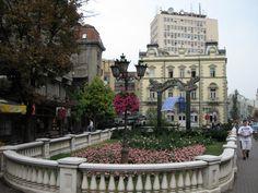 The Young Couples Square (Photo by László Takács).