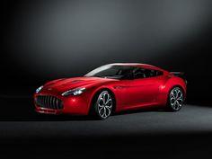 Aston Marten V12 Zaggato Sport