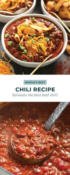200 Chili Recipes Ideas In 2021 Chili Recipes Delicious Chili Recipe Recipes