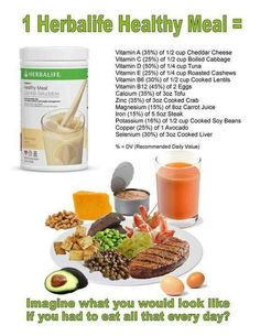 take 1 HEALTHY MEAL every day and you will FEEL and SEE the difference  To learn more about our Herbalife Inner & Outer   (SPORTS-) NUTRITION, to become a HERBALIFE DISTRIBUTOR   and for your orders message me:  Sabrina  INDEPENDENT HERBALIFE DISTRIBUTOR   since 1994   Get healthy Nutrition Product Infos and place your Orders at:  https://www.goherbalife.com/goherb/
