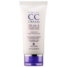 CAVIAR CC Cream for Hair 10-in-1 Complete Correction - ALTERNA Haircare | Sephora