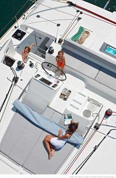 Lagoon 450 - Sail the BVI's