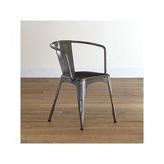 Jackson Metal Tub Chair - Cost Plus World Market