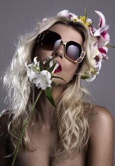 Chic e Fashion: Luiza Possi assina coleção da Chilli Beans