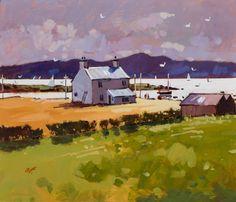James Orr Western Isles, Scottish Colourists, Ardnamurchan annanArt