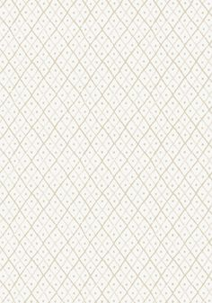 MINI TRELLIS, Beige, AT78752, Collection Palampore from Anna French