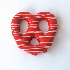 XOXO Deliveries Delicious Pretzel Collection.  See our website to order these beautiful cookies. XOXO Deliveries features artisan decorated cookies for all of life's special moments. Celebrate life's moments.  Personalize our artisan decorate cookies for every occasion.