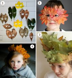 Epimerata_inspiration for autumn Christmas Crafts To Make, Easy Halloween Crafts, Fall Crafts For Kids, Halloween Activities, Autumn Activities, Fall Halloween, Diy For Kids, Tree Costume, Flower Costume