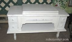DIY Craft Projects - Trash to Treasure - Architectural Salvage