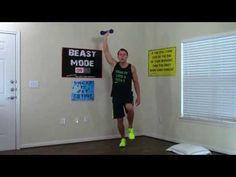 10 Min Improve Balance Workout - HASfit Stability Exercises - Balance Exercises - Balancing Exercise - YouTube