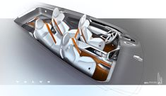 Photographs of the 2014 Volvo Estate Concept. An image gallery of the 2014 Volvo Estate Concept. Car Interior Sketch, Car Interior Design, Car Design Sketch, Car Sketch, Volvo Estate, Transportation Design, Car Photos, Interior Inspiration, Concept