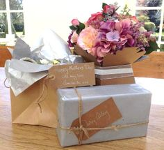 Gift Wrapping for Daisy Alley Flowers by Daisyalleyshop on Etsy, £4.49