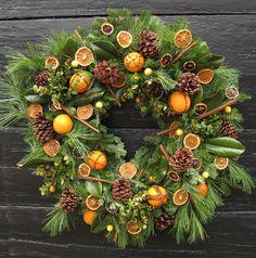 images of unique christmas wreaths | Calendar: Historical Society Wreath Festival—Sunday! | Bolton Center ...
