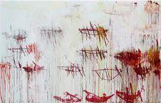 Lepanto, panel 9 - Cy Twombly