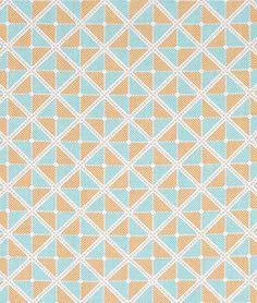 Joel Dewberry Frames Mustard Fabric