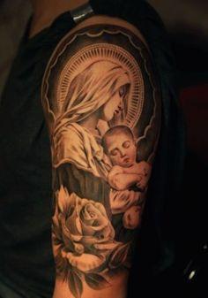 religious tattoos012