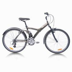 City Bikes Btwin | Original-7-Grey