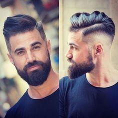 Peinados con líneas o rayas para Hombres