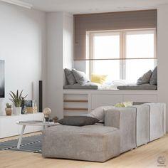 Duplex Apartment by ZROBYM Architects (4)