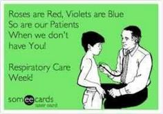 grateful for our respiratory therapists who have taught me so much about improving patient care