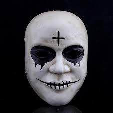 Resultado de imagen para creepy halloween make up the purge