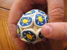 Picture of Smoothing Egg Dye, Egg And I, Easy Projects, Easter Eggs, Polymer Clay, Create, Modeling Dough
