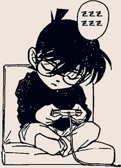 Conan :)
