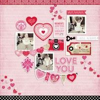 A Project by rsheedy from our Scrapbooking Gallery originally submitted 12/04/12 at 01:13 AM