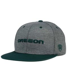 Top of the World Oregon Ducks New Age Snapback Cap