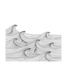 drift by Naomi Ernest for Minted - 8x8 limited edition print by Ann Arbor artist