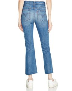Levi's Kick Flare Effortless Everyday Style: I think my email is taunting me!