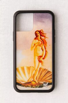 Wildflower UO Exclusive Venus iPhone Case | Urban Outfitters Cute Phone Cases, Iphone 7 Plus Cases, Wildflower Phone Cases, The Birth Of Venus, Hanging Necklaces, Aesthetic Phone Case, Fall Accessories, Plastic Case, Live For Yourself