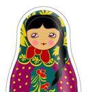 muñecas rusas imantadas