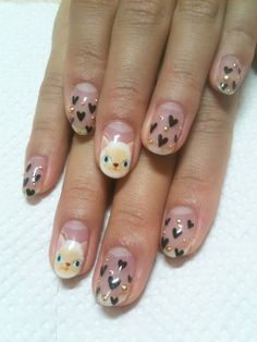 Love the cat nails