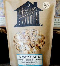 Mimi's Mix Coconut & Cashew Granola 2-Pack