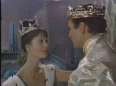 As a child, this was my favorite movie. Leslie Ann Warren as Cinderella dancing with the Prince