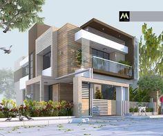 House. House Exterior DesignModern ...