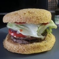 Nem hiszed el: diétás hamburger! Food Obsession, Health Eating, Loose Weight, Hamburger, Healthy Lifestyle, Biscotti, Health Fitness, Food And Drink, Healthy Recipes