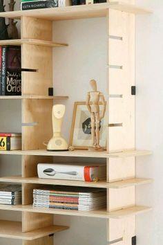 DIY | Interior inspiration | Interieur inspiratie | Blank houten kast | Natural wooden cupboard | Opbergen | Storage | Woonkamer ideeen | Living room ideas
