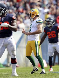 From JSO  Photo Gallery:  Packers 38, Bears 17