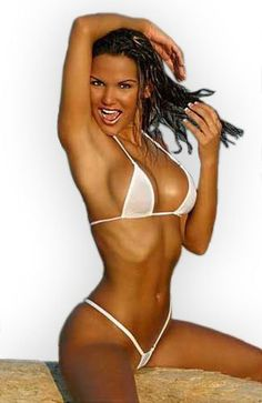 Hot! Bikini white - size 10/12 (S/M) Princessa Carioca ($30.7)